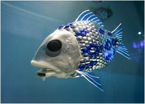 Roboterfische