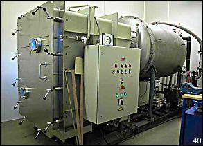 Vakuumgefriertrocknungsanlage