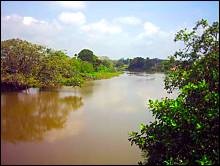 Sri Lanka - Fluss